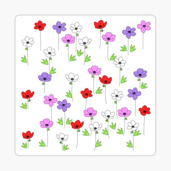 Windflower Meadow 2021 Sticker