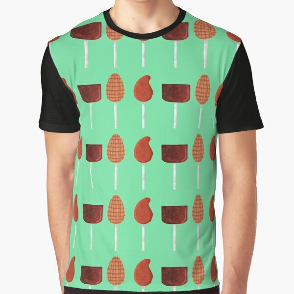 The Trio Graphic T-Shirt