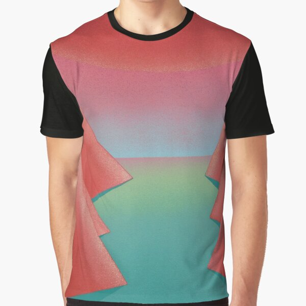 Beyond the Valley Graphic T-Shirt