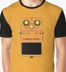 Distortion Graphic T-Shirt