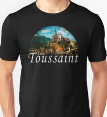 TOUSSAINT - Coloured Moon (The Witcher) Unisex T-Shirt