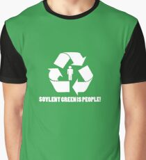 Soylent Green Is People! Graphic T-Shirt