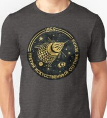 Sputnik III 1958 V01 T-Shirt