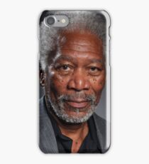 Morgan Freeman iPhone Case/Skin