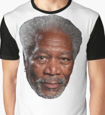 Morgan Freeman Graphic T-Shirt