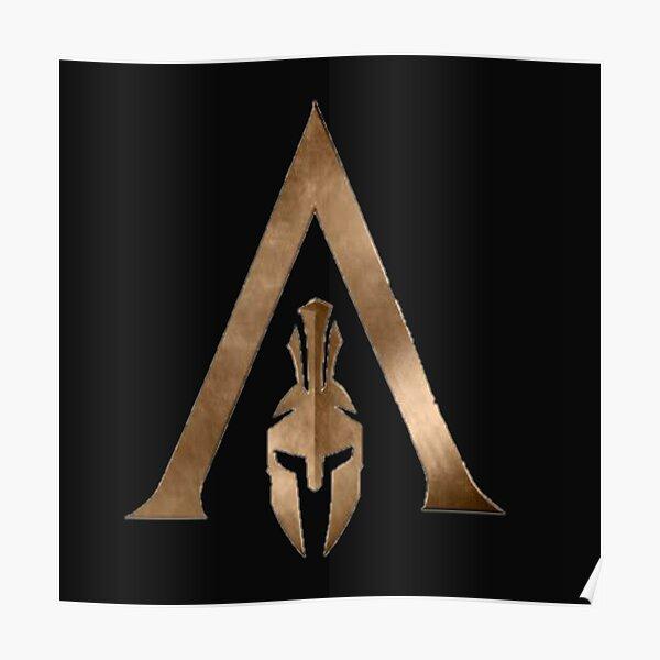 Odyssée de la croyance des Assassins Poster