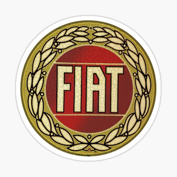 Logo Fiat Sticker