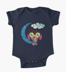 My Crescent Owl Kids Clothes
