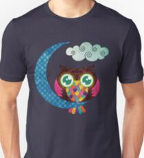 My Crescent Owl Unisex T-Shirt
