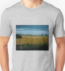 Sunflowers of the Darling Downs  Unisex T-Shirt