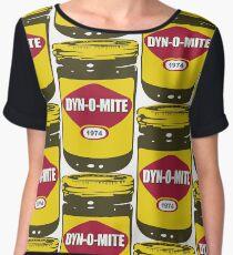 DYN-O-MITE Chiffon Top