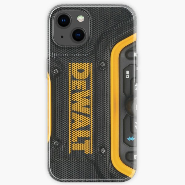 Dewalt Bluetooth schnurlose Baustelle Handyhülle Abdeckung iPhone Flexible Hülle