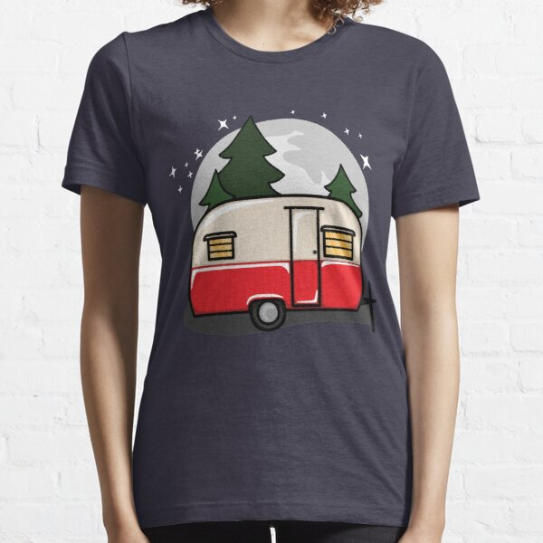Little red camper Essential T-Shirt