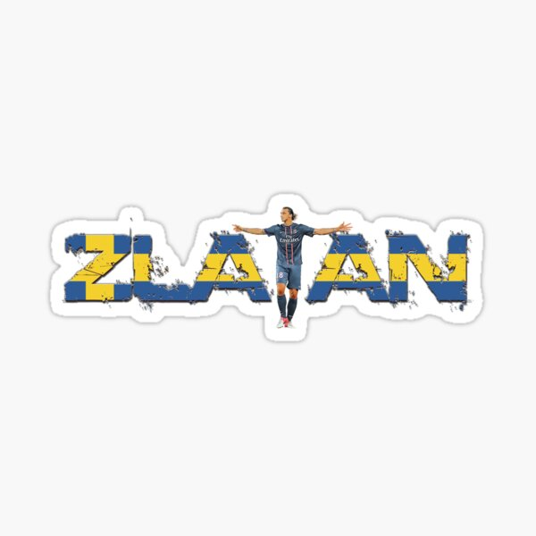 Zlatan-Ibra Sticker