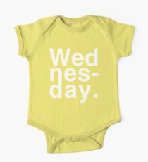 Wednesday Kids Clothes