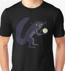 Aye Aye Steals the Moon Unisex T-Shirt