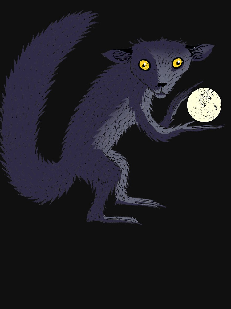 Aye Aye Steals the Moon | Unisex T-Shirt