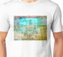 Witty Jane Austen travel quote Unisex T-Shirt