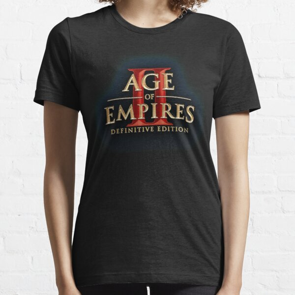 Age of Empires 2 Oldschool Essential T-Shirt