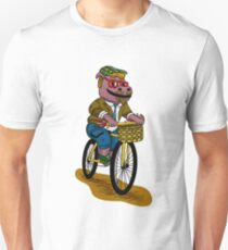 PUN INTENDED - HIPSTERPOTAMUS - HIPSTERS PARODY - FUNNY DESIGN T-Shirt