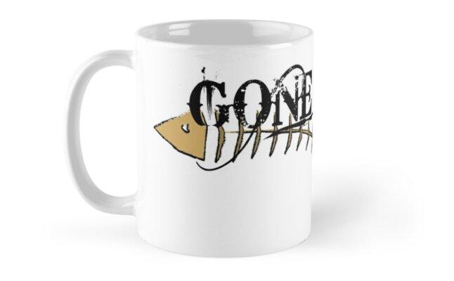 Gone fishing by Fiona Bavinton