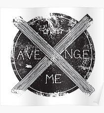 Avenge Me Poster