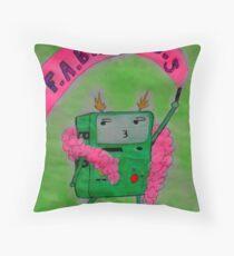dva bmo Throw Pillow