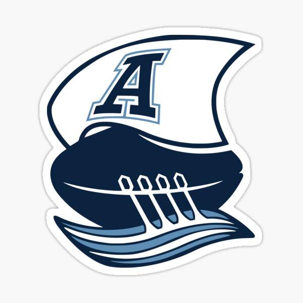 bumper Toronto Argonaut Football Club Logo Vinyl Sticker on car window laptop
