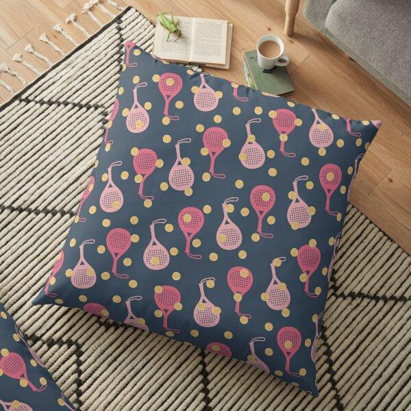 Padel pattern Floor Pillow