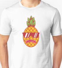 Fresh Pineapple Unisex T-Shirt