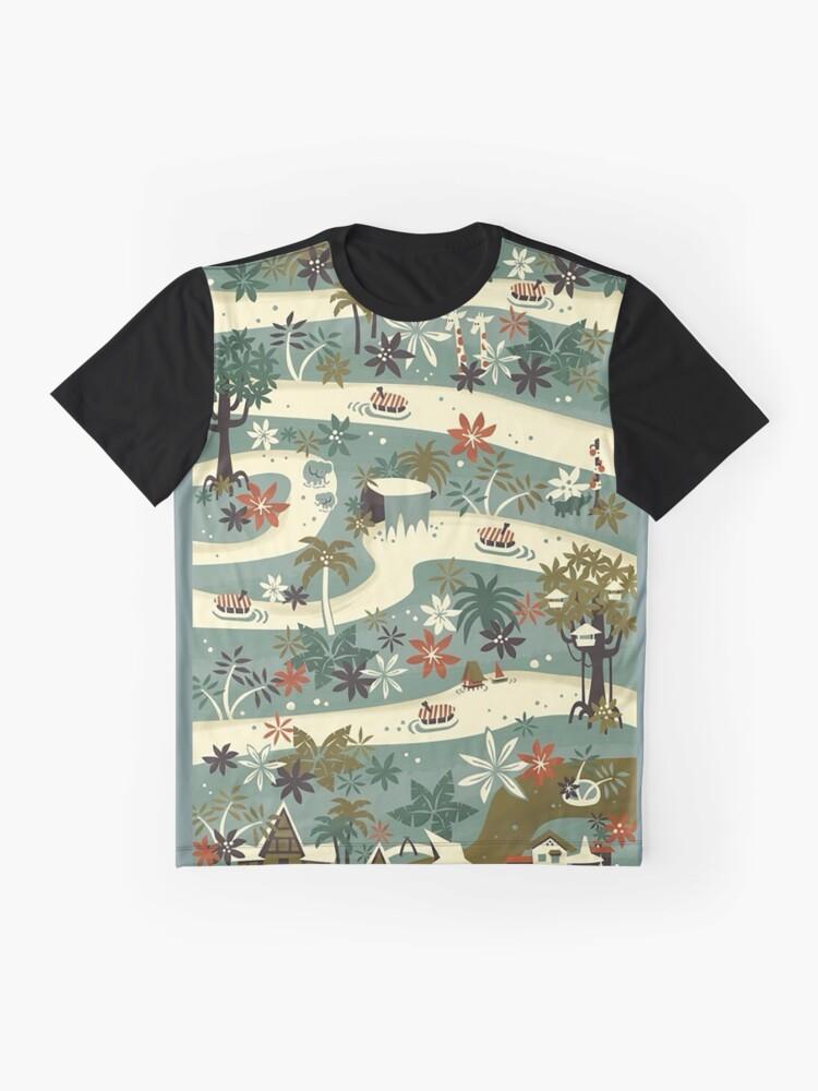 Alternate view of Jungle Cruise Graphic T-Shirt
