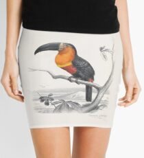 Ariel Toucan by E. Travies Mini Skirt
