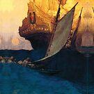 Pyle Pirate Ship by jenithea