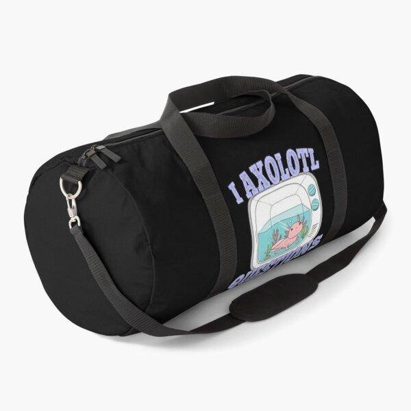 I axolotl questions Duffle Bag