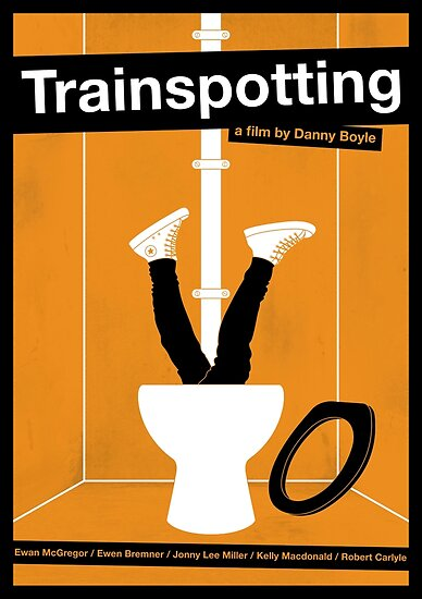 Quot Trainspotting Film Poster Quot Poster By Polardesigns Redbubble