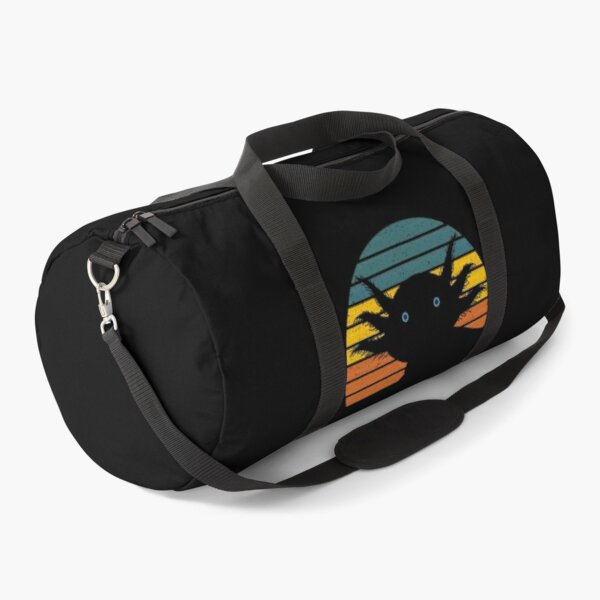 Axolotl vintage, axolotl questions Duffle Bag