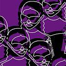 Purple Army by Jason Richards