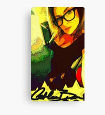Me Catalea Canvas Print