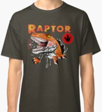 Ghost World raptor Classic T-Shirt