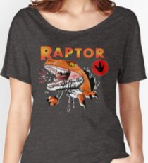 Ghost World raptor Women's Relaxed Fit T-Shirt