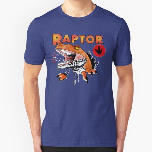 Ghost World raptor Slim Fit T-Shirt