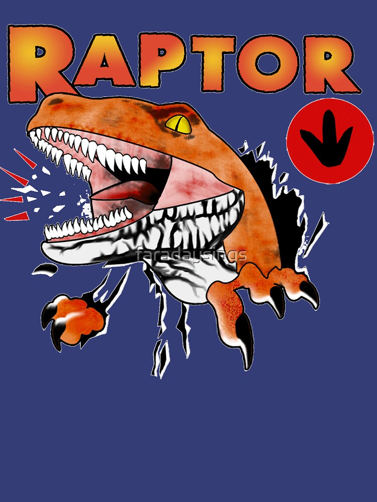 Ghost World raptor | Unisex T-Shirt