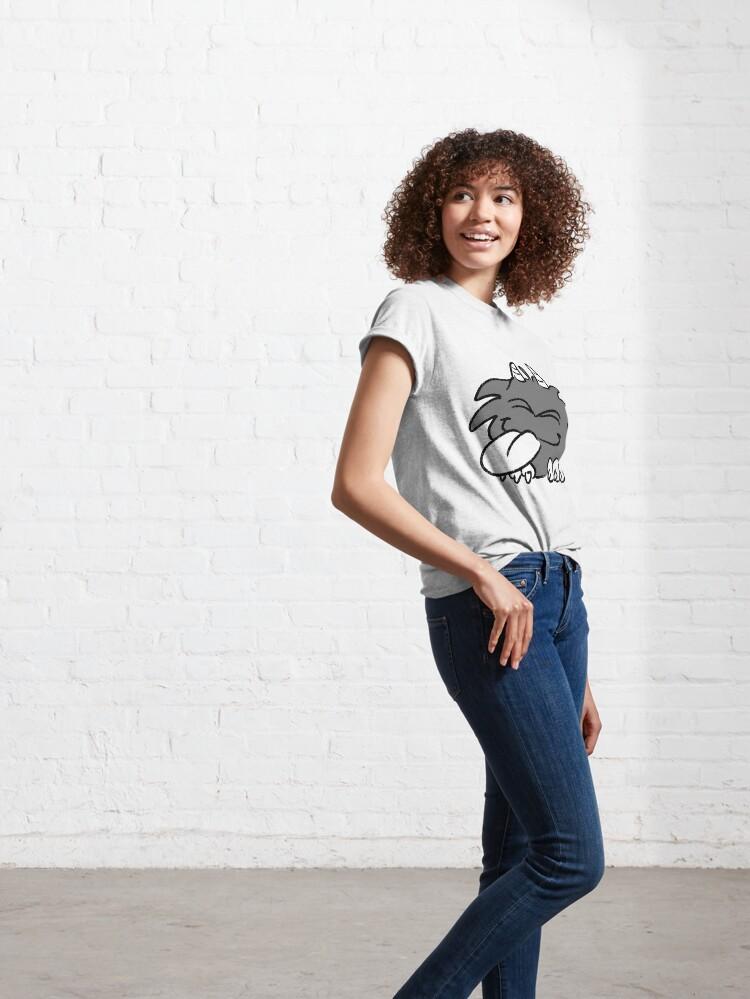 Alternative Ansicht von Frecher Cornibus Classic T-Shirt