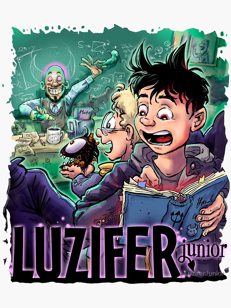 Cover 9 von LuziferJunior