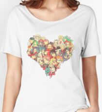 Fairies in Love Women's Relaxed Fit T-Shirt