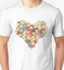Fairies in Love Unisex T-Shirt