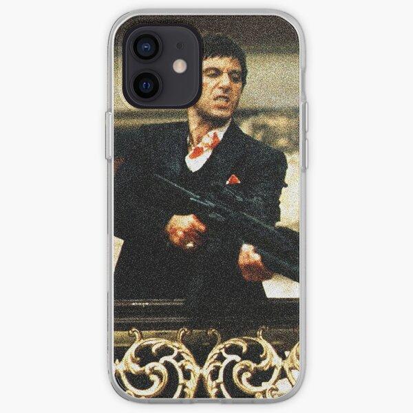 Tony, Tony Montana iPhone Soft Case