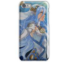 Fire Emblem Fates - Azura / Aqua iPhone Case/Skin