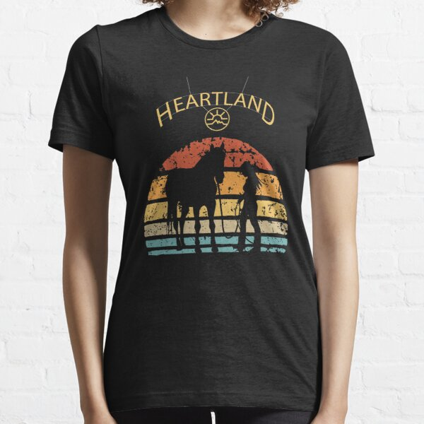 Heartland Uk,funny valentines day, funny happy new year,boxing day,farming quote, heartland ranch alberta, duvet covers, comforter sets, duvet cover sets, diy floor pillow Essential T-Shirt