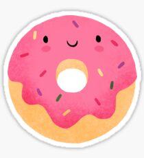 Happy donut Sticker